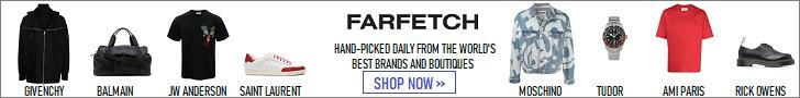通过 Farfetch.com 探索时装设计师品牌的世界