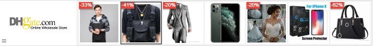 Berbelanja di mana saja, temukan semuanya dengan DHgate.com
