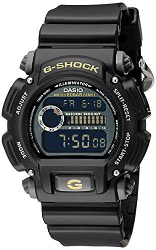 Casio Mens G-Shock DW-9052-1CCG Mens Black Military Watch